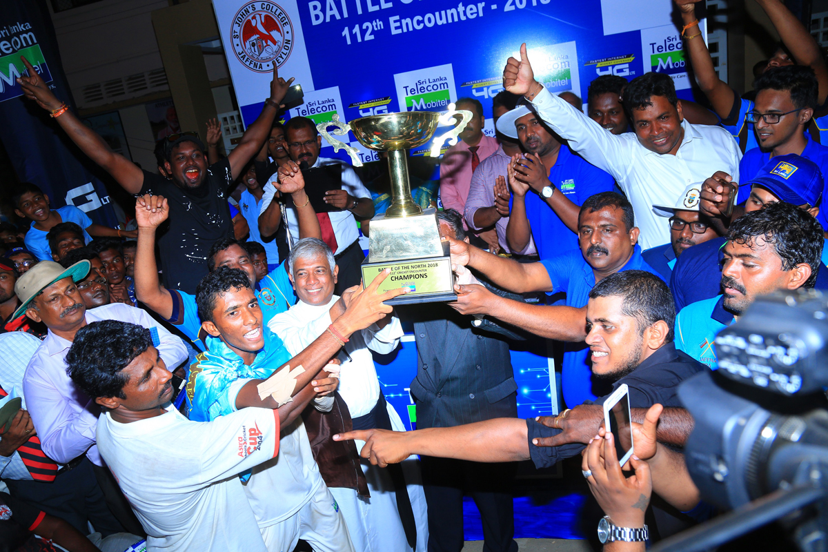 Jaffna Central College clinches Mobitel-sponsored 'Battle of the