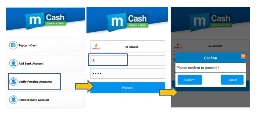 mCash | Mobitel