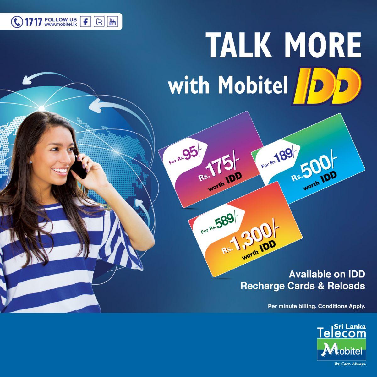 IDD | Mobitel