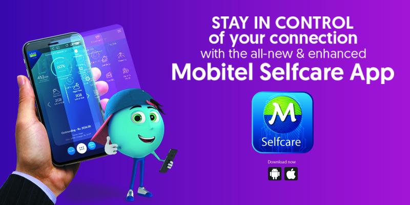 Self Care App   Mobitel