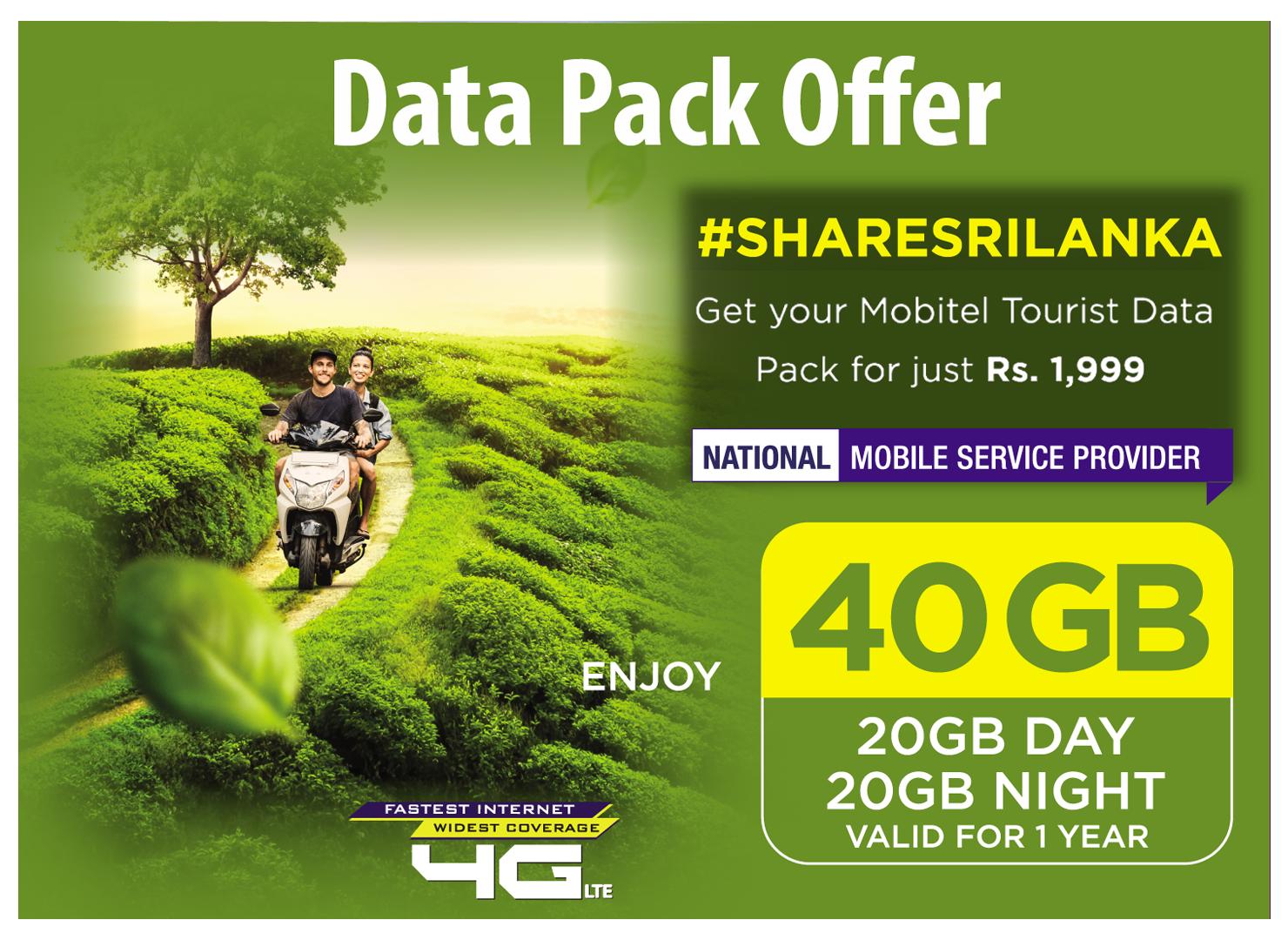 Tourist Pack | Mobitel