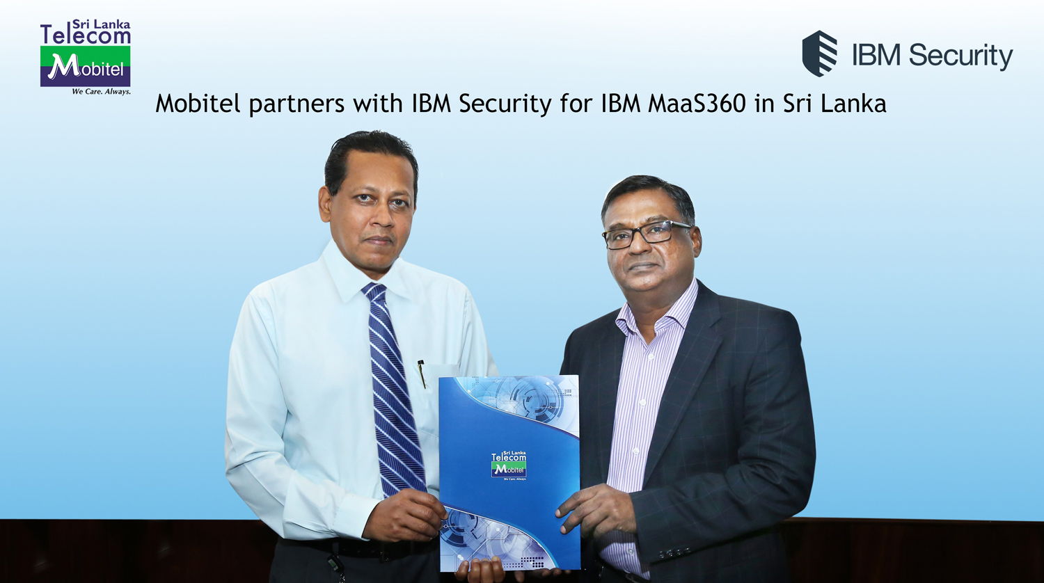 Mobitel selects IBM to enhance enterprise mobile security in