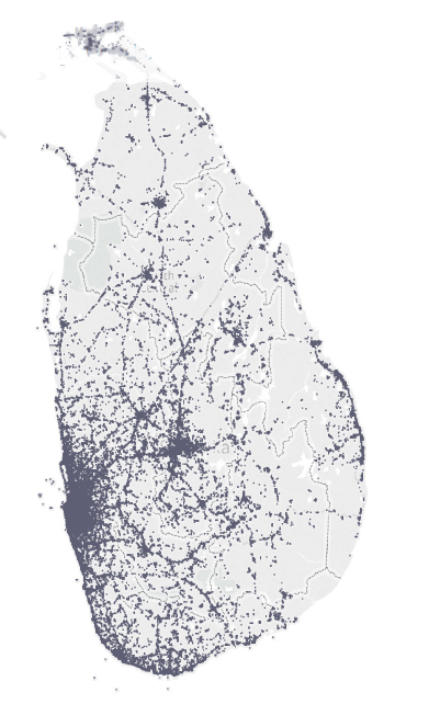 Sri Lanka's Mobile Tests on LTE-Capable Devices